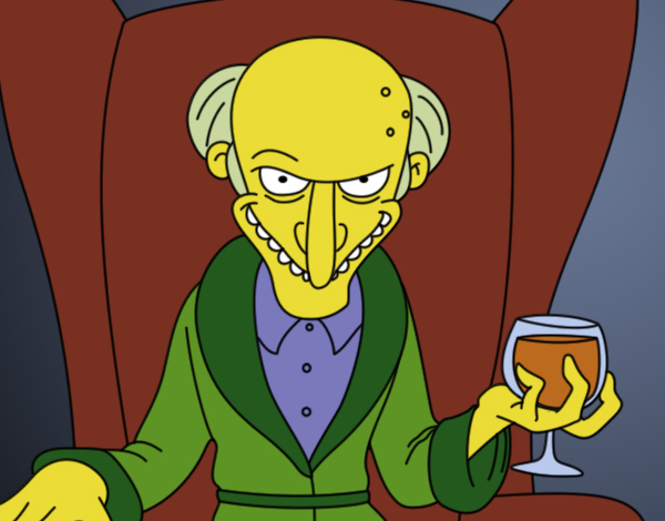 mr Burns Evil Laugh Gif mr Burns Evil Laugh Gif mr