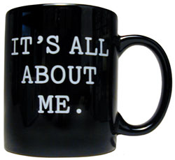 All About Me - Coffee Mug