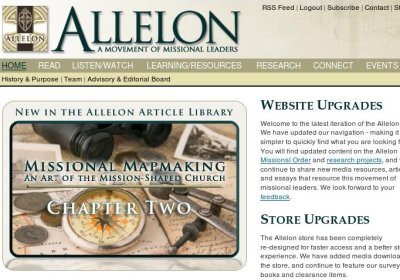 Allelon.org Website