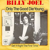 Billy Joel Single