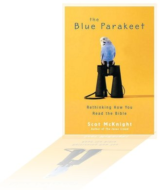 Blue Parakeet Book Cover