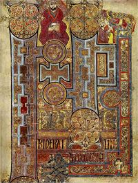Book of Kells: John