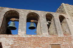 Mission Bells at Mission San Juan Capistrano
