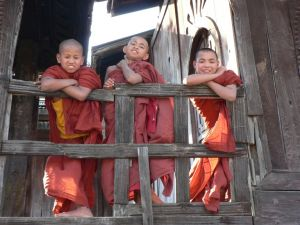 Children, Monks