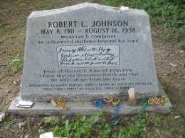 Robert Johnson's Grave (Probably)