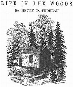 Walden, by Thoreau