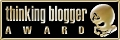 Thinking Blogger Badge